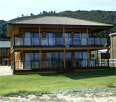 Glentana Beach Self Catering Accommodation